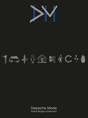 Depeche Mode - Video Singles Collection  3 Dvd New