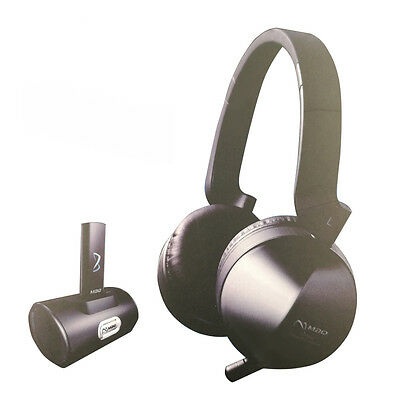 2.4G Wireless Stereo Headphone Extreme Sound Multiplayer for PC Tablet Music NEW