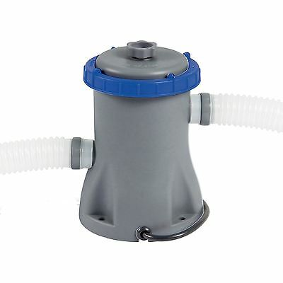 Bestway Flowclear 330gal Filter Pump for Pools up to 12ft having 32mm fittings