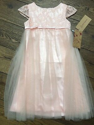 Girls Party Wedding Dress New 8-9years Old