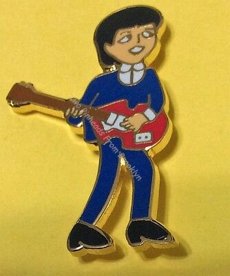 Beatles Paul Mccartney Pin Limited And Store Only Sale!