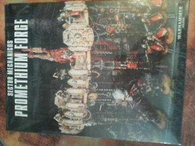 Warhammer 40K / Shadow War Armageddon Promethium Forge  - New & Sealed