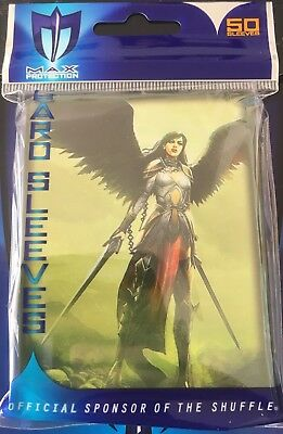 Max Protection Reckoning Trading Card Sleeves - 50 Pack - Standard / Large MTG