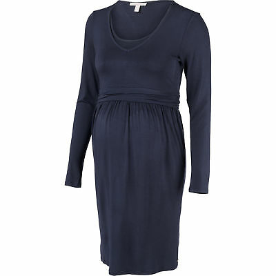Neu ESPRIT for mums Stillkleid dunkelblau 6034233
