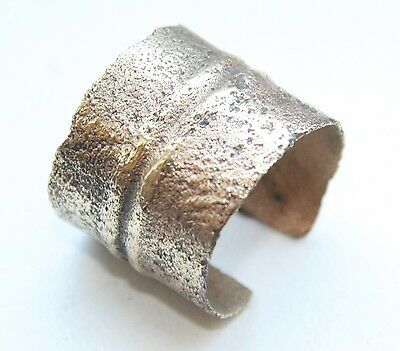 Ancient Old Viking Bronze Ring (AVG02)