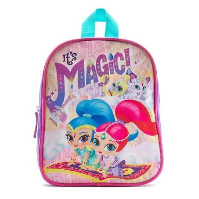 Shimmer and Shine Backpack Official Licensed Children 28cm Backpack