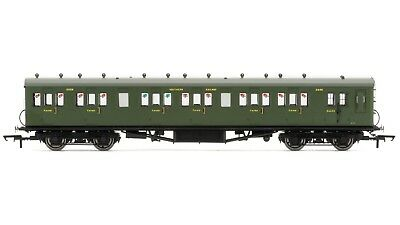 Hornby R4718, SR 58' Maunsell Rebuilt (Ex-LSWR 48') Six Compartment Lavatory Bra