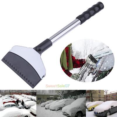 Stainless Steel Auto Car Vehicle Snow Ice Shovel Scraper Removal Clean Tool