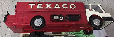 "TEXACO, Truck Jet Fuel Tanker Truck ""60's"" Toy Excellent Vintage Condition L@@K"