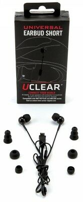 Uclear Earbuds Short (Uea-S 11012)