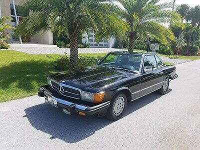 1976 Mercedes-Benz SL-Class 450 SL 1976 Mercedes-Benz 450 SL Two Owner Florida Car Only 72k Miles Both Tops