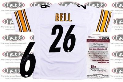 Leveon Bell  Signed Jersey Pittsburgh Steelers JSA