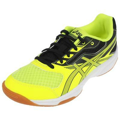 Chaussures de badminton Asics Upcourt 2 jne indoor jr Jaune 59553 - Neuf