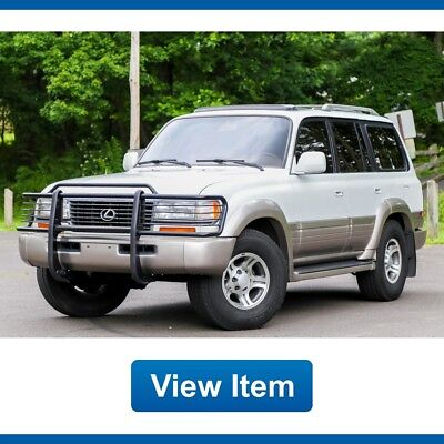 1997 Lexus LX Base Sport Utility 4-Door 1997 Lexus LX450 Fully Serviced Southern Car Brush Guard 4WD Tow Package!