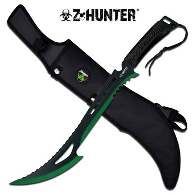 Z-Hunter Machete (59.4cm) with Nylon Sheath Brand New