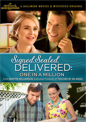 Signed, Sealed, Delivered: One In A Million [New DVD] Widescreen
