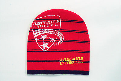 Adelaide United FC A League Stress Beanie!