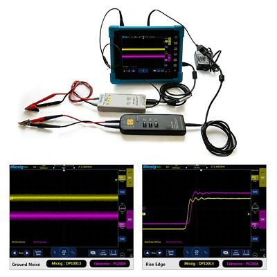 Micsig Oscilloscope 1300V 100MHz High Voltage Differential Probe Kit DP10013 PM