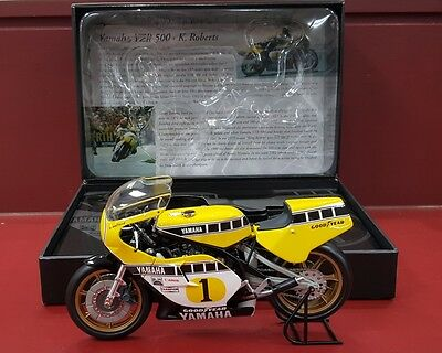 1:12 Minichamps - Yamaha Yzr500 - Kenny Roberts - 1979 500Gp World Champion