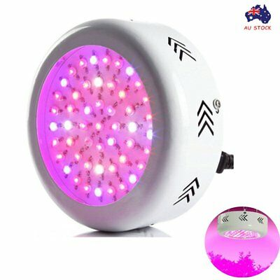 150W UFO Hydro LED Grow Light Full Spectrum Indoor Hydroponics Plants Lamp