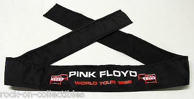 Pink Floyd Original 1988 World Tour Headband Vintage & Rare