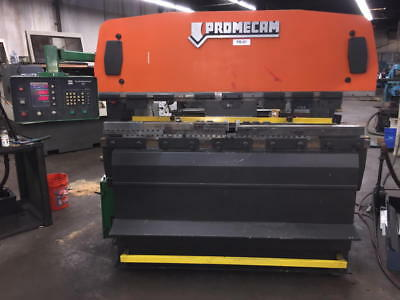 "Promecam Hydraulic Press Brake, RG-50-20, 55-Ton x 82"" Length, Hurco Autobend IV"