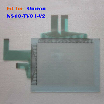 New Touch Panel Glass for Omron NS10-TV01-V2, NS10TV01V2