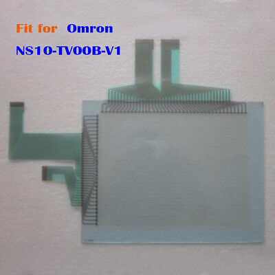 New Touch Panel Glass for Omron NS10-TV00B-V1, NS10TV00BV1