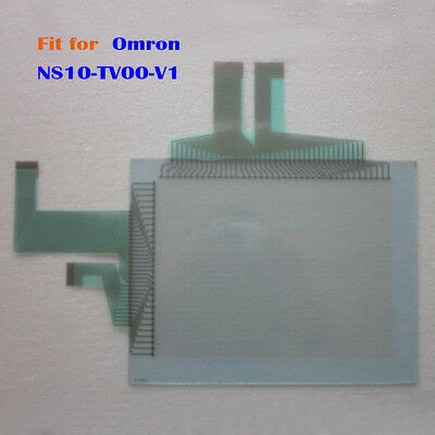New Touch Panel Glass for Omron NS10-TV00-V1, NS10TV00V1