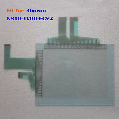 New Touch Panel Glass for Omron NS10-TV00-ECV2, NS10TV00ECV2