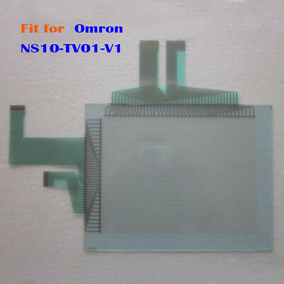 New Touch Panel Glass for Omron NS10-TV01-V1, NS10TV01V1