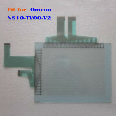 New Touch Panel Glass for Omron NS10-TV00-V2, NS10TV00V2