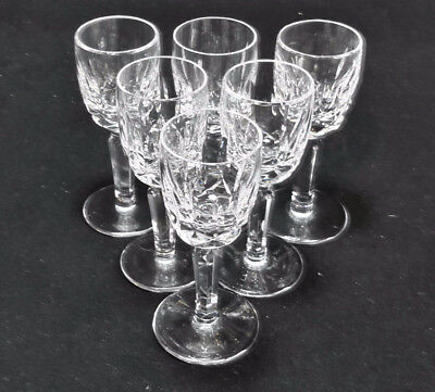 Waterford Kildare  Set of 6 Cordial Glasses