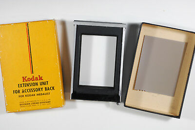 KODAK EXTENSION UNIT FOR MEDALIST CAMERA ACESSORY BACK with  BOX