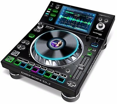 Denon DJ SC5000 Prime DJ Media Player SC 5000 with Touch Screen Display