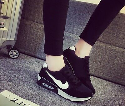 Women&girl Running City Trainers Walking Sneakers Shock Absorbing Sports Shoes