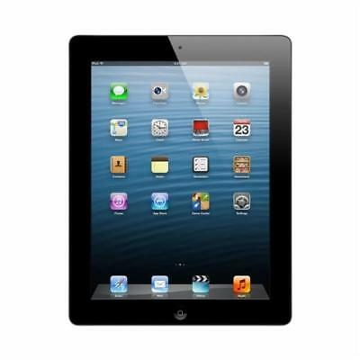 Apple iPad 4th Gen. 16GB, Wi-Fi + Cellular (Verizon), 9.7in - Black (MD522LLA)