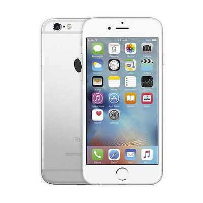 Apple Iphone 6s Plus 128gb Silver T Mobile A1687 Gsm