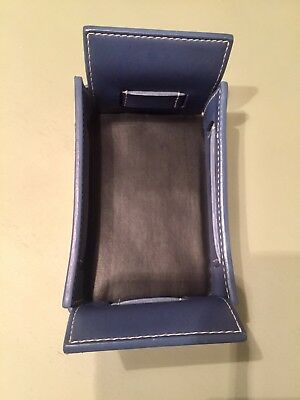 Levenger Leather Tray - Nice