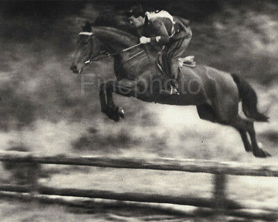 1936 OLYMPICS Equestrian Horse Jumping Campello Italy Germany ~ LENI RIEFENSTAHL
