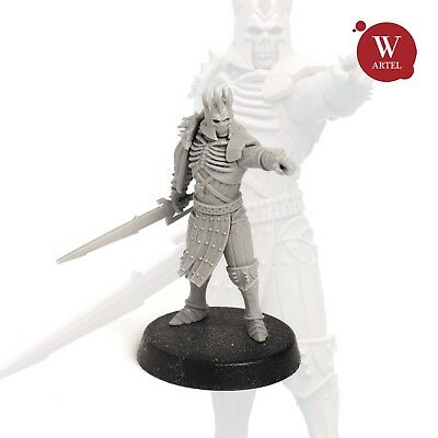 """28mm wargaming and collectible miniature, King of the Wild Hunt by """"W"""" Artel"""