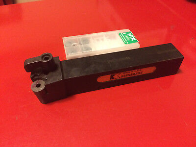 Indexable Turning Tool Holder Kennametal KRGNR-164D &Inserts SX7RNGN120700T00820