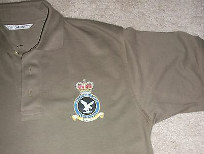 Joint Special Forces Aviation Wing Polo Shirt Special Air Service Size Medium