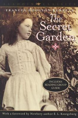 The Secret Garden (Aladdin Classics) by Burnett, Frances Hodgson