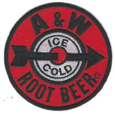A & W Ice Cold Root Beer Patch