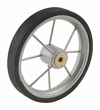 "SHOPPING CART WHEEL 5.5"" by APEX MfrPartNo SC9013-P02"