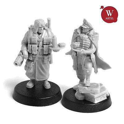 "*Loyalty Bundle* by ""W"" Artel, Heroic Commissar and Officer`s Aide"