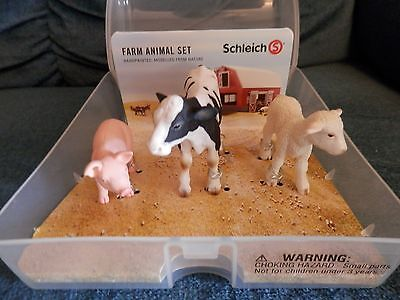 Schleich Farm Animal Set MIB