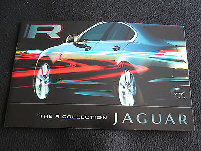 2010 Jaguar XKR Coupe & Convertible XFR Brochure XF XK R Conv Performnc Catalog