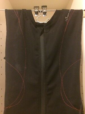 Fouganza Back Protector - Size Small - HARDLY USED - REDUCED TO SELL